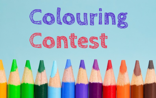 Colouring contest deadline is tomorrow!