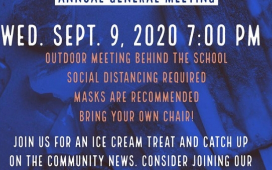 Brevoort Park Community Association AGM